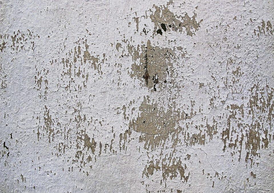 muro eroso