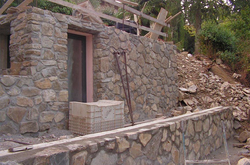 I muri rendono sicure città ed abitazioni