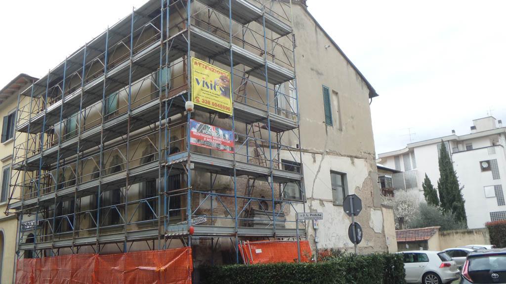 Manutenzione edifici: tutti i tipi di ponteggio